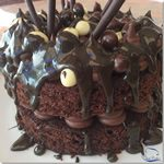 Naked Cake - Drip Cake de Chocolate