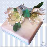 Tarta Magnolias - ChikiCakes
