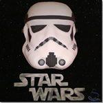 Tarta Stormtrooper Star Wars - ChikiCakes