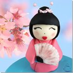 Muñeca Japonesa - ChikiCakes
