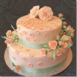 Tarta Bouquet de Flores - ChikiCakes