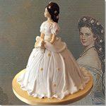 Tarta Sissi Emperatriz - ChikiCakes