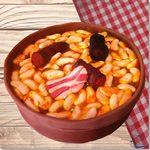 Tarta Fabada Asturiana - ChikiCakes