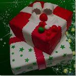 Tarta Regalos de Navidad - ChikiCakes