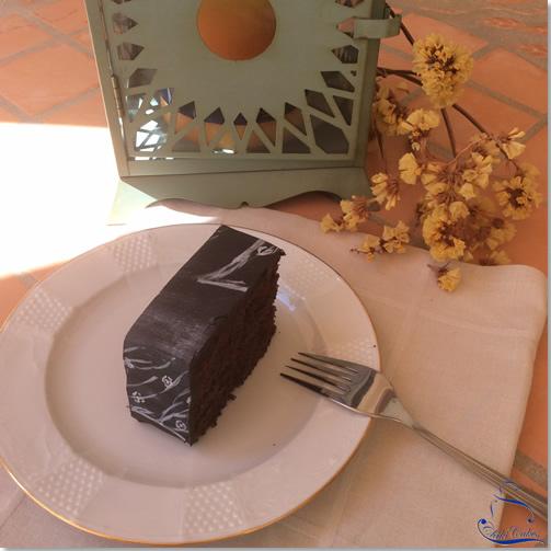 Tarta Pizarra