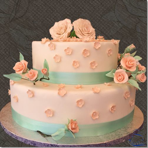 Tarta Bouquet de Flores